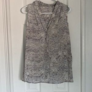 Violet & Claire Sleeveless Blouse